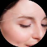depilación con hilo zaragoza
